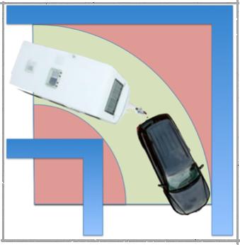 Offtrack trailer turn calculator